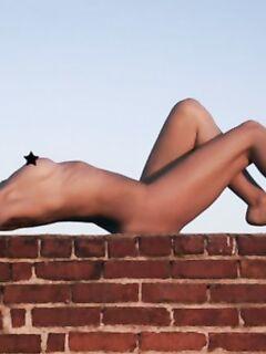 Хайди Клум разделась для откровенной фотосессии