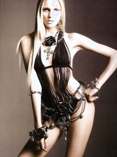 Польская модель Анна Рубик