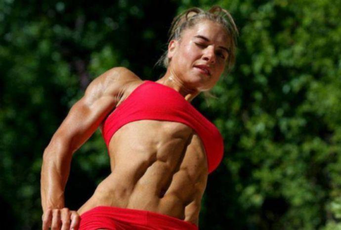 Спортивные девушки, которые похожи на мужланов