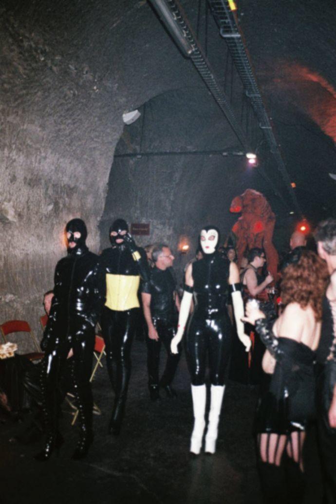 Фетиш-фестиваль во Франции: «Ночь извергов»
