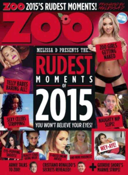 Melissa D - ZOO 06 November 2015...