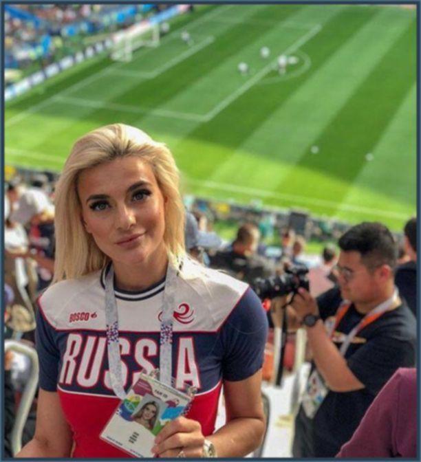 Болельщицы ЧМ-2018