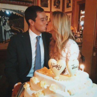 Пэрис Хилтон выложила фотографии со свадьбы