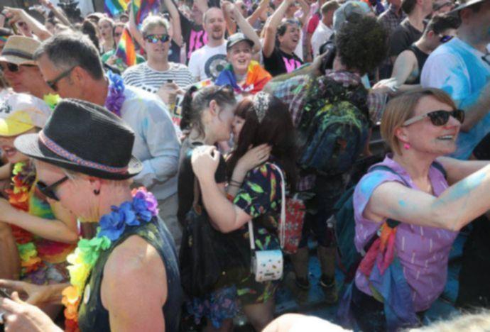 Австралия говорит «Да» однополым бракам