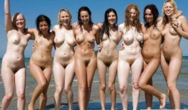 Фото голых женщин с роскошными волосатыми кисками и роскошными дойками