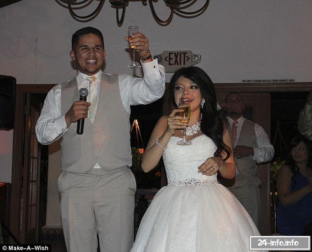 Любовь это когда женишься на обречённой