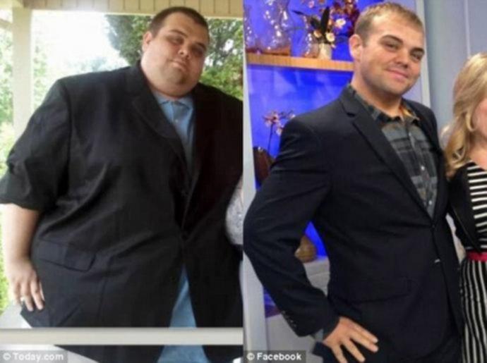 Супруги из США сбросили на двоих 240 кг » Эротика, голые девушки без порно, знаменитости