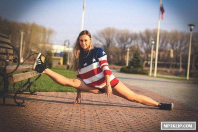 Спортивные женщины - это действительно красотки