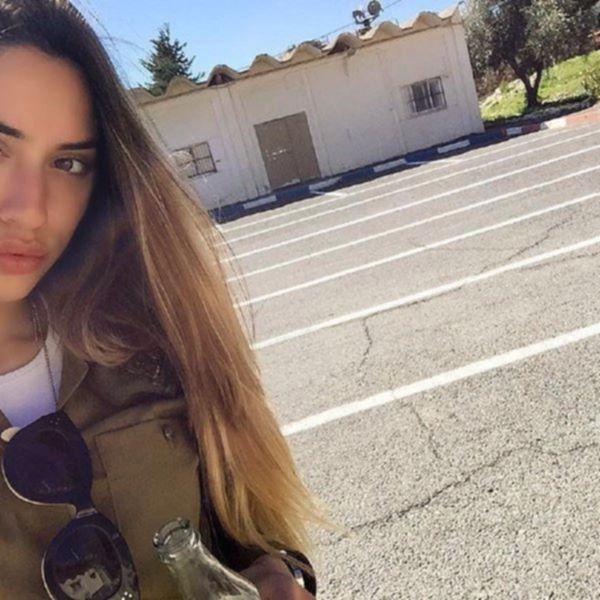 Военные девушки Израиля