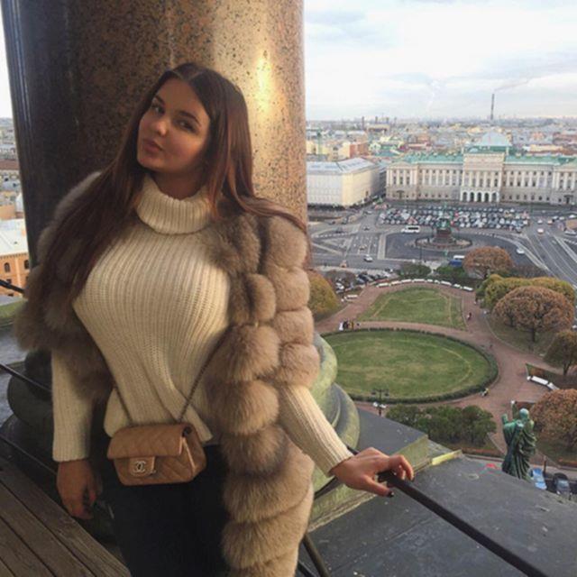 22-летняя Анастасия Квитко стала «русской Ким Кардашьян»