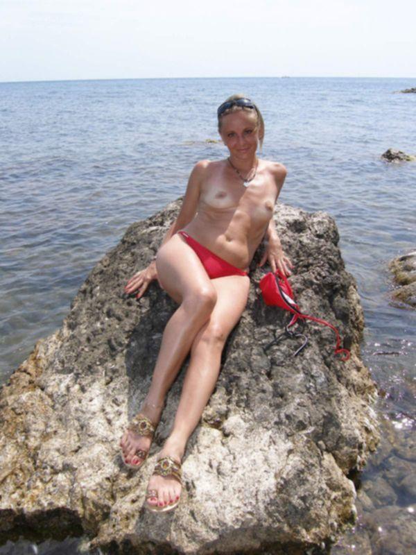 Откровения пьяной девушки на берегу моря