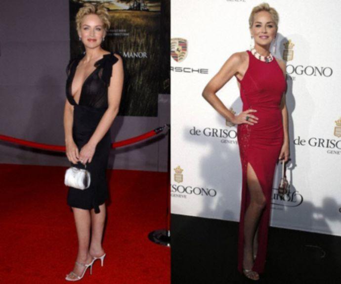 Красивая зрелость голливудских актрис