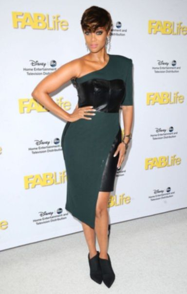 Тайра Бэнкс посетила летний пресс-тур канала Disney
