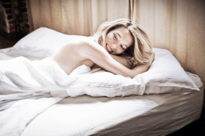 Леа Сейду (Lea Seydoux) в фотосессии Марселя Хартмана