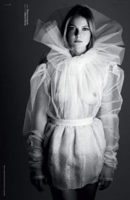 Энико Михалик в журнале French Revue