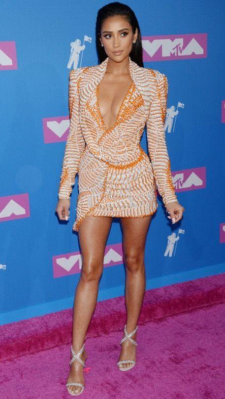 Шей Митчелл на MTV Video Music Awards