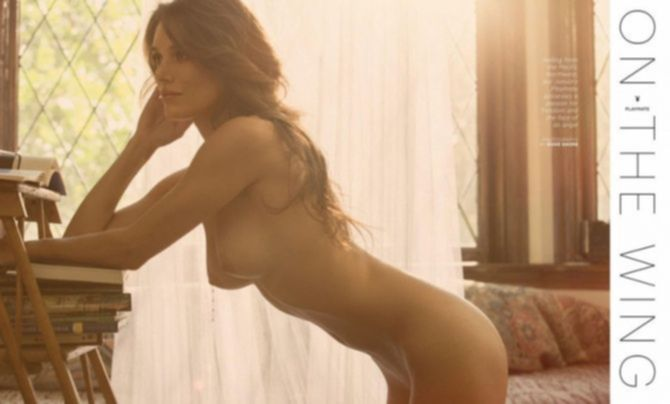 Кайла Гарвин в журнале Playboy США
