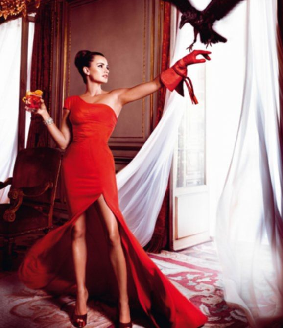 Пенелопа Круз (Penelope Cruz) в календаре «Campari»