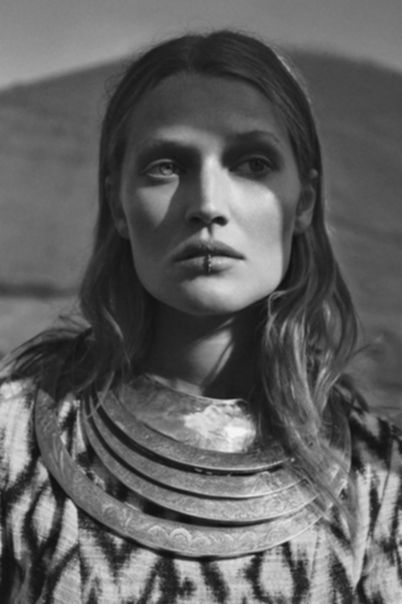 Toni Garrn for L'express Styles March 2016