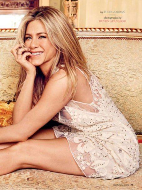 Дженнифер Энистон (Jennifer Aniston) - самая красивая женщина мира по версии журнала People