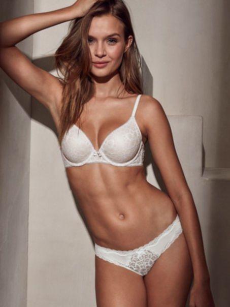 Новые фото Жозефин Скривер (Josephine Skriver) - Victoria's Secret