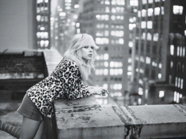 Scarlett Johansson – W Magazine (March 2015)