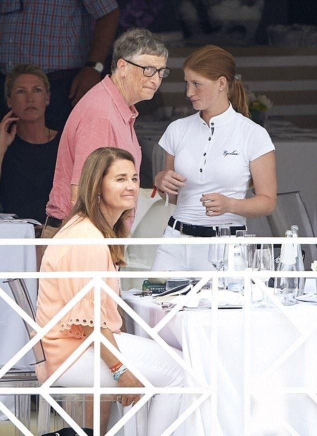 Как выглядит дочь Билла Гейтса