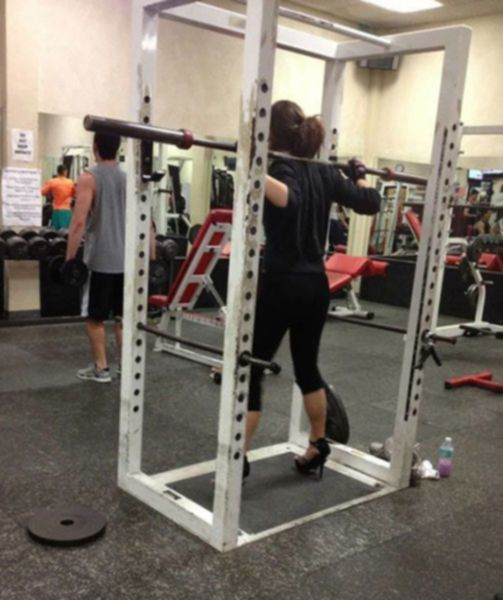 Чудики, придумавшие свой метод тренировок