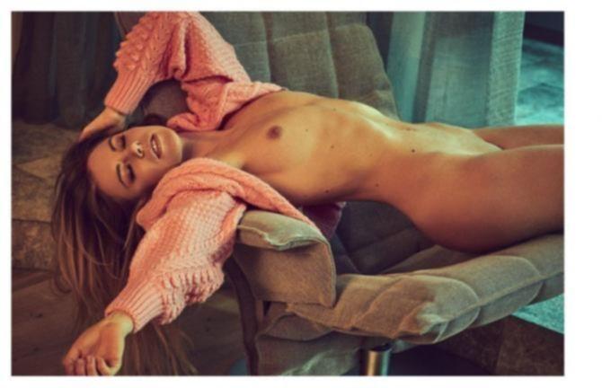 Лиза Циммерман в журнале Playboy