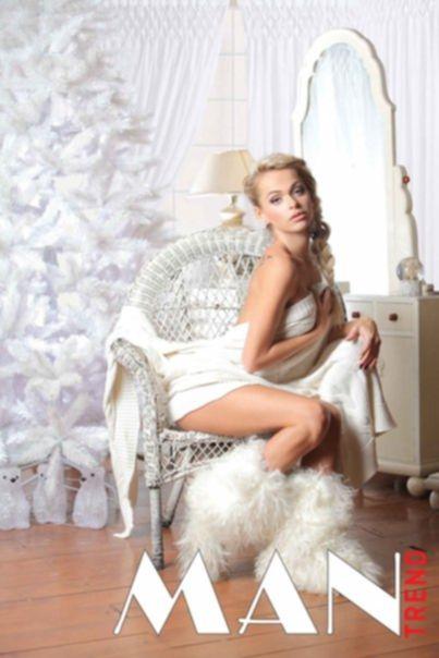 """Анна Хилькевич - """"Trend MAN"""" (дек. 2014)"""