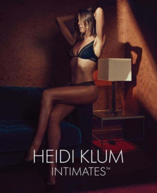 Хайди Клум представила новую коллекцию