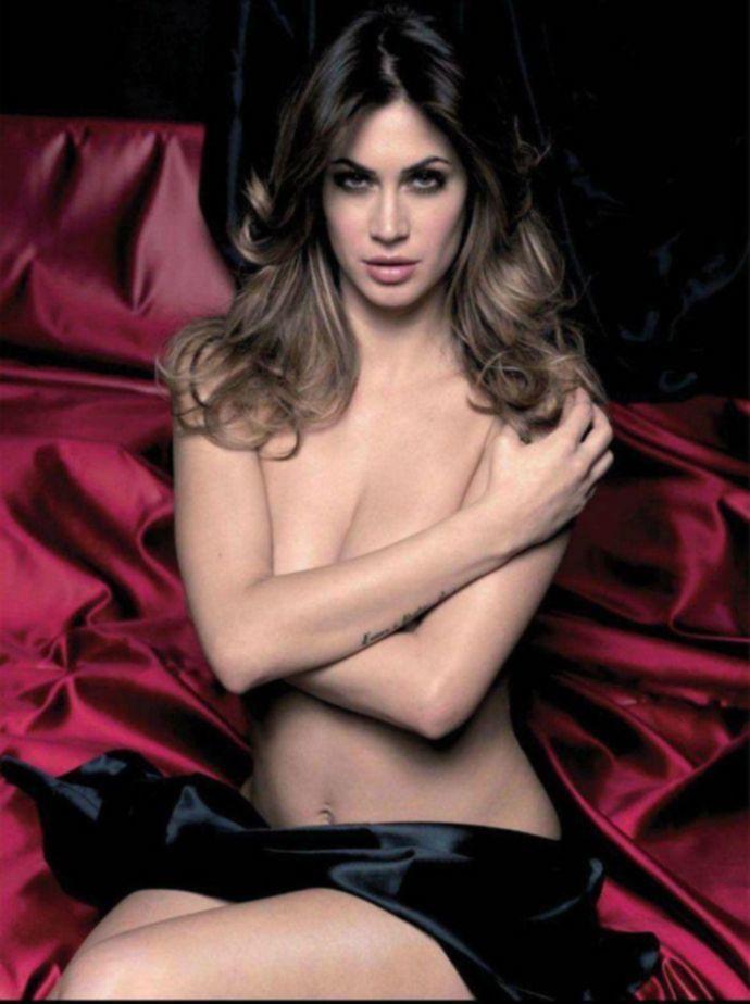 Модель месяца Melissa Satta - Playboy March 2012