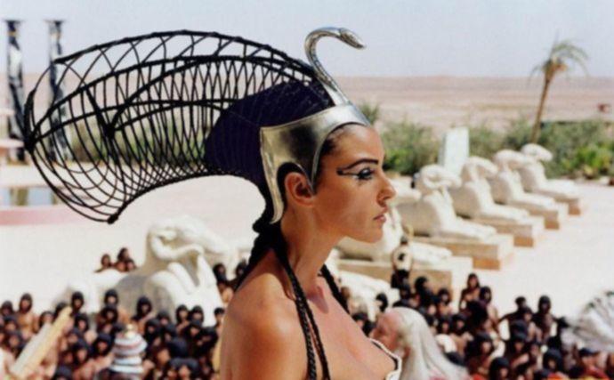 Клеопатра в выполнении самых узнаваемых актрис