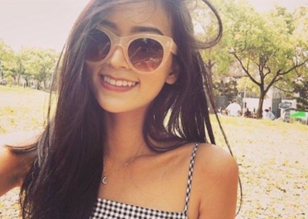 Популярная в Instagram, медсестра с острова Тайвань