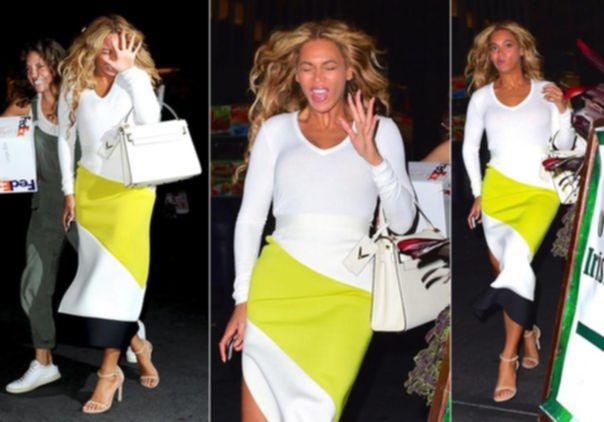 Позитивчик от Beyonce