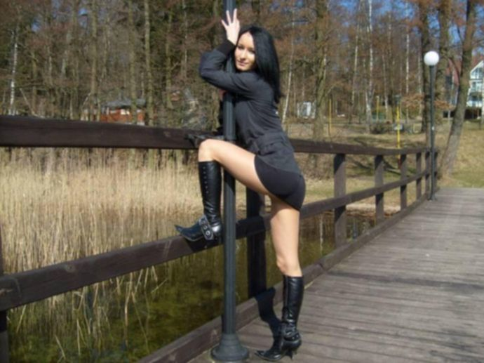 Местная девушка с деревни Арина - Частное НЮ