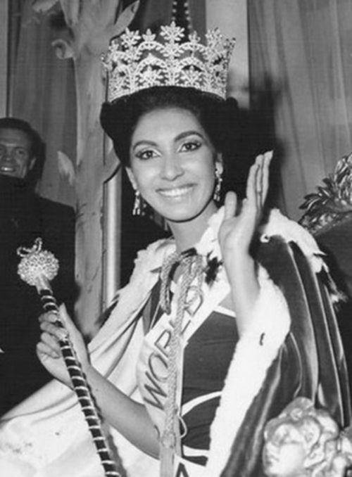 Победительницы конкурса «Мисс мира» XX века