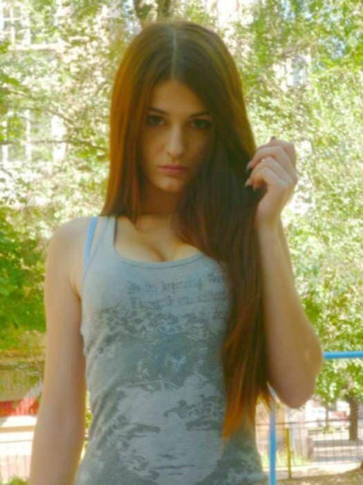 Красивые и сексуальные девушки из Российской социальной сети